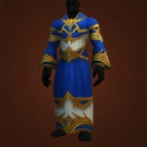 Replica Knight-Captain's Silk Raiment, Replica Knight-Captain's Silk Tunic Model