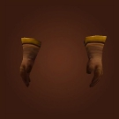Gold Pot Gloves, Talhide Lined-Gloves, Netherstorm Gauntlets Model