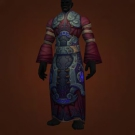 Mantid Vizier's Robes, Robes of the Tendered Heart, Ulmaas' Robes of Crushing Magma Model