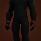 Imperial Red Gloves, Cindercloth Gloves, Demonskin Gloves, Felcloth Gloves Model