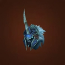 Crafted Malevolent Gladiator's Dreadplate Helm Model