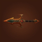 Wodin's Mantid Shanker, Wind-Reaver's Dagger of Quick Strikes, Amber Spine of Klaxxi'vess Model