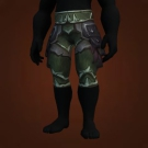 Dreadful Gladiator's Felweave Trousers, Crafted Dreadful Gladiator's Felweave Trousers Model