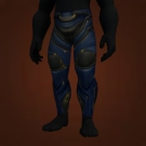 Leggings of Divine Retribution, Vengeful Gladiator's Plate Legguards Model