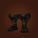 Crafted Malevolent Gladiator's Footguards of Alacrity, Crafted Malevolent Gladiator's Footguards of Meditation Model