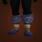The Darkspeaker's Footpads Model
