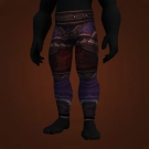 Gul'dan's Leggings of Conquest, Breeches of the Deepening Void, Gul'dan's Leggings of Triumph, Breeches of the Deepening Void, Gul'dan's Leggings of Triumph Model