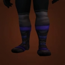 Redeemed Soul Moccasins Model