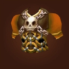 Laughing Skull Battle-Harness Model