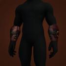 Battlescar Spirebands, Vengeance Bindings, Cast Iron Shackles, Golden Limb Bands Model