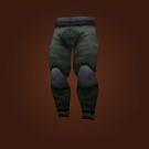 Blackened Defias Leggings Model