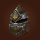 Ruthless Gladiator's Leather Helm, Ruthless Gladiator's Leather Helm Model