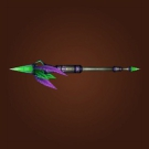 Noxious Shooter, Talonbranch Wand, Frail Bone Wand Model