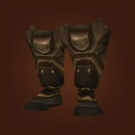 Stalwart Treads, Spiked Cobalt Boots, Jawbreakers, Steel-Tipped Snowboots, Golem Sabatons Model