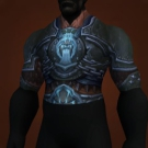 Quartz-Studded Harness, Chestguard of the Fallen God Model