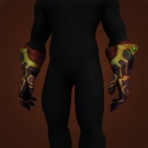 Rhut'van Gauntlets, Nar'thalas Gauntlets, Fortified Librarian's Grips, Nar'thalas Grips, Earthguard Gauntlets Model