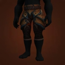 Leggings of Fractured Reflection, Contender's Revenant Legplates, Pyretic Legguards Model