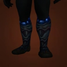 Tyrannical Gladiator's Boots of Alacrity Model