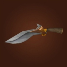 Serpent Slicer, Whistling Sword Model