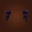 Relentless Gladiator's Felweave Handguards Model