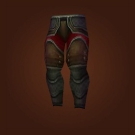 Gladiator's Linked Leggings, Gladiator's Mail Leggings, Gladiator's Ringmail Leggings Model