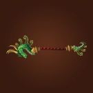 Staff of Broken Hopes, Liuyang's Lovely Longstaff Model