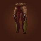 Wild Gladiator's Legguards Model