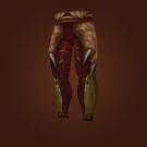 Wild Gladiator's Legguards Model