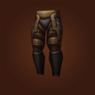 Leggings of Forceful Purification, Void Sentry Legplates, Ornate Saronite Legplates, Righteous Greaves, Legplates of the Infinite Drakonid Model