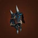 Crafted Malevolent Gladiator's Mail Spaulders Model