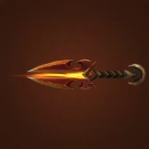 Firescribe Dagger Model