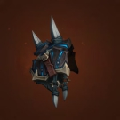 Crafted Malevolent Gladiator's Linked Spaulders Model