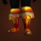 Magma Tempered Boots Model