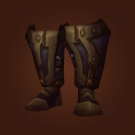 Boots of the Unbowed Protector, Harpooner's Striders, Ornate Saronite Walkers, Terrace Defence Boots, Greaves of Ancient Evil, Stanchions of Unseatable Furor Model