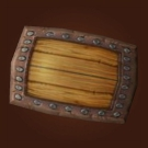 Groundwork Shield, Marauder's Crest, Iron Oak Shield Model