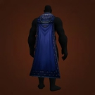 Proudmoore Cloak, Ebonhold Cloak, Cloak of the Gathering Storm, Arakkoa Sage's Shawl, Devilshark Cape, Strength of the Nerub, Strength of the Nerub Model
