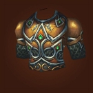 Breastplate of Ancient Steel Model