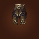 Crafted Malevolent Gladiator's Felweave Trousers Model