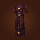 Shadowblaze Robes, Firelord's Robes Model