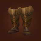 Replica Blood Guard's Dragonhide Boots, Replica Blood Guard's Dragonhide Treads Model