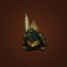 Sanctified Ahn'Kahar Blood Hunter's Headpiece Model