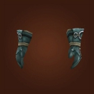 Rockwurm Hide Gloves Model