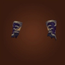 Ruthless Gladiator's Silk Handguards, Ruthless Gladiator's Silk Handguards Model