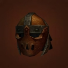 Titan-Forged Leather Helm of Triumph, Mask of Distant Memory Model