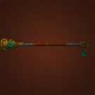 Engraved Staff, Torch of Dawn, Scavenged Pandaren Staff, Immaculate Pandaren Staff, Immaculate Pandaren Staff Model