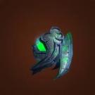 Lightning Emperor's Mantle Model