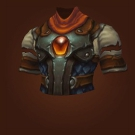 Primal Combatant's Leather Tunic, Primal Combatant's Tunic Model