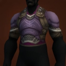 Thick Netherscale Breastplate Model