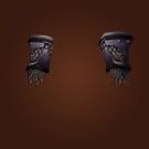 Merciless Gladiator's Chain Gauntlets Model