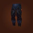 Vengeful Gladiator's Leather Legguards Model